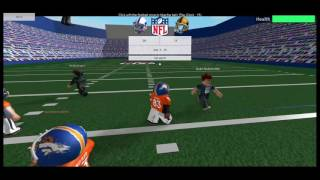 XBOX ONE FOOTBALL LEGENDS ROBLOX