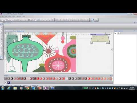 Scrapbooking for the Holidays with Artistic Software