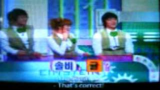 """Японское телешоу """"угадай иероглиф"""""""
