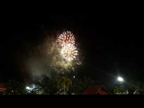 New year in malacca 2017