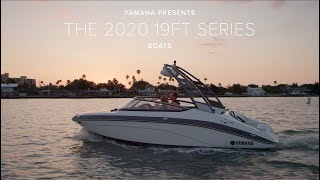 Yamaha's 2020 19-Foot Boats Featuring The All-New 195S thumbnail