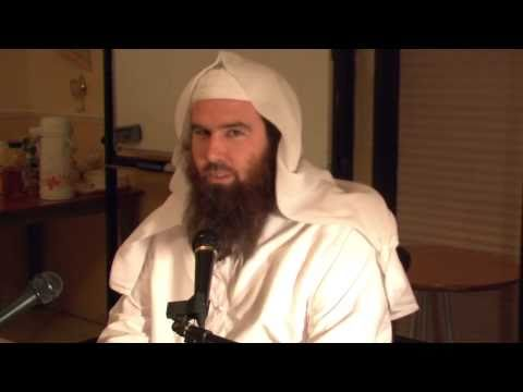 Ten things that bring about the love of Allah (Part 1) - Sheikh Abdur Raheem McCarthy