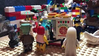 Die Ärzte – Monsterparty | LEGO Monsterpartey
