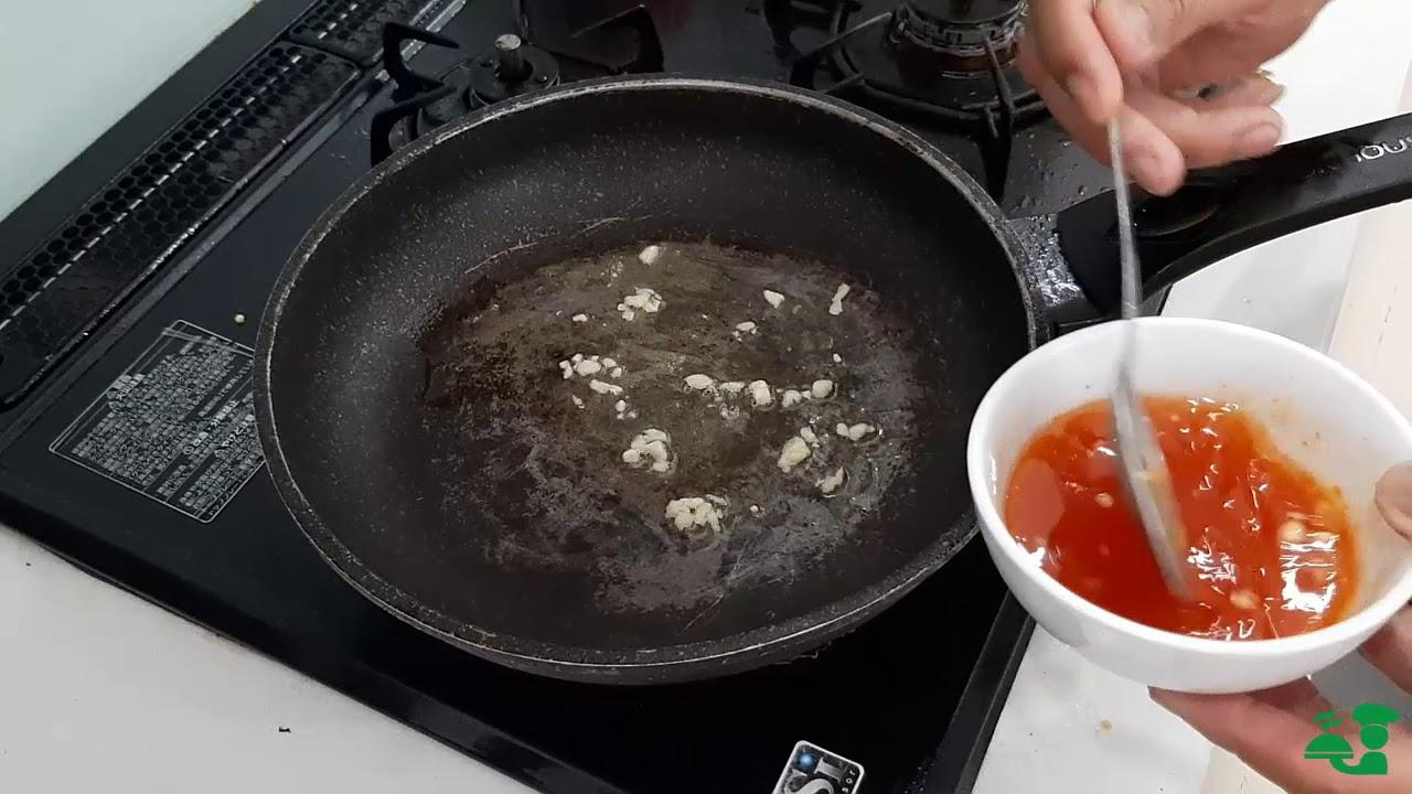 Chế bến món cánh gà chiên nước mắm – Dạy nấu ăn tại nhà 0909438729
