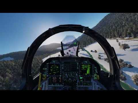 DCS: F/A-18C and DC World 2.5 Preview