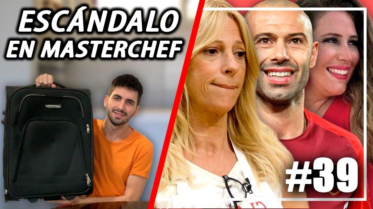 ANAMÁ VS BRANCATELLI. TRANSFOBIA Y GORDOFOBIA EN LA TV. EL ASADO DE MASCHE. BASURA SEMANAL #39