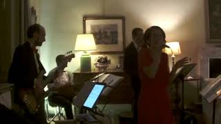 Lula Soul & the Swinger's Tune- Can't get my eyes off of you( I love you baby)- Italian wedding band