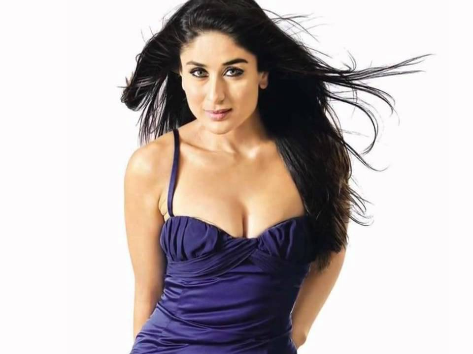 Kareena Kapoor Half Nude Photoshoot - 2011 - Youtube-6202