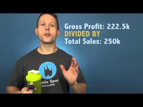 How to Calculate Gross Margin