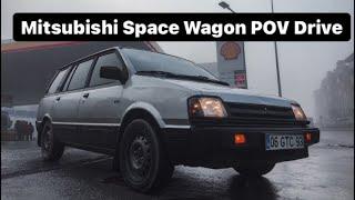 Mitsubishi Space Wagon 1988 POV Drive