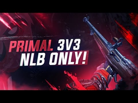 PRIMAL WARS #1 | 3V3 No Land Beyond Exhibition!