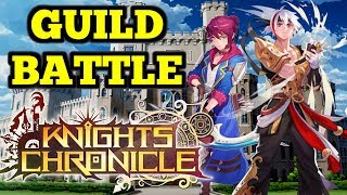 GUILD BATTLES are here ! : Knights Chronicle