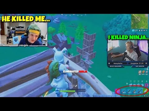 i can only use the guns Tfue killed Ninja with... (very hard)