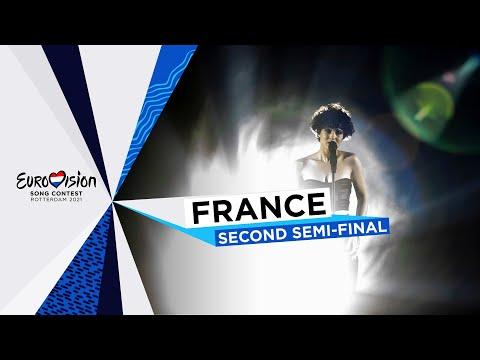 Barbara Pravi - Voilà - LIVE - France ?? - Second Semi-Final - Eurovision 2021
