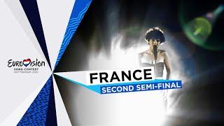 Barbara Pravi - Voilà - LIVE - France 🇫🇷 - Second Semi-Final - Eurovision 2021