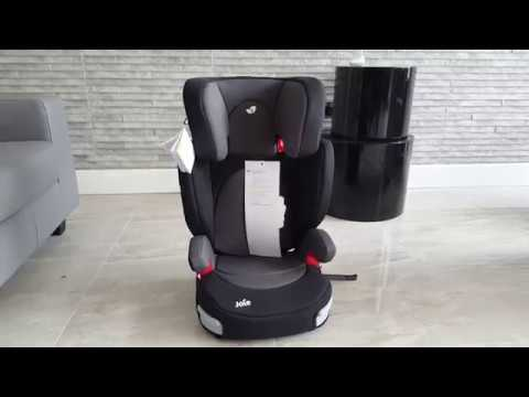 Joie Trillo Group 2/3 Car Seat, Earl Grey