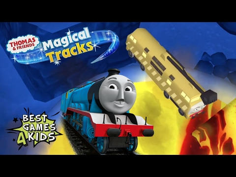 DIESEL 10 in GORDON's Quarry Race NIGHT  Thomas & Friends: Magical Tracks  Kids Train Set