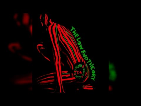A Tribe Called Quest | The Low End Theory (FULL ALBUM) [HQ]