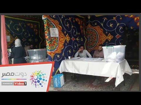 توافد الصيادلة للإدلاء بأصواتهم فى انتخابات النقابة  - 13:55-2019 / 4 / 16