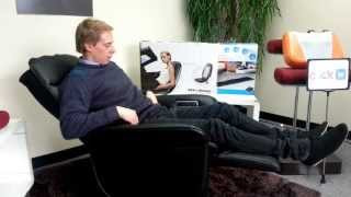 Indulgence Heated Massage Chair