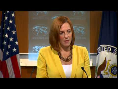 Daily Press Briefing: July 9, 2014