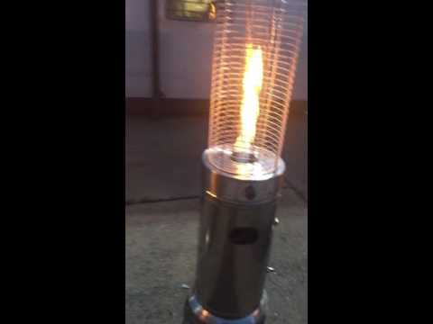 Commercial flame patio heater 15kw - BBQ Gas London