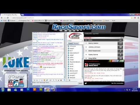 Bank Of America 500 (Charlotte) Race Chat