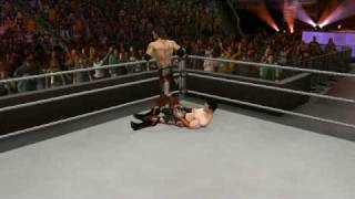 WWE SmackDown! vs. RAW 2010 Perfect Starship Pain