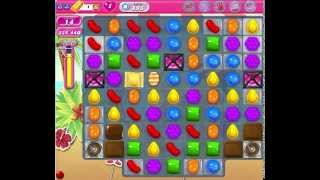 Candy Crush Saga Level 898 - no boosters 3 stars!