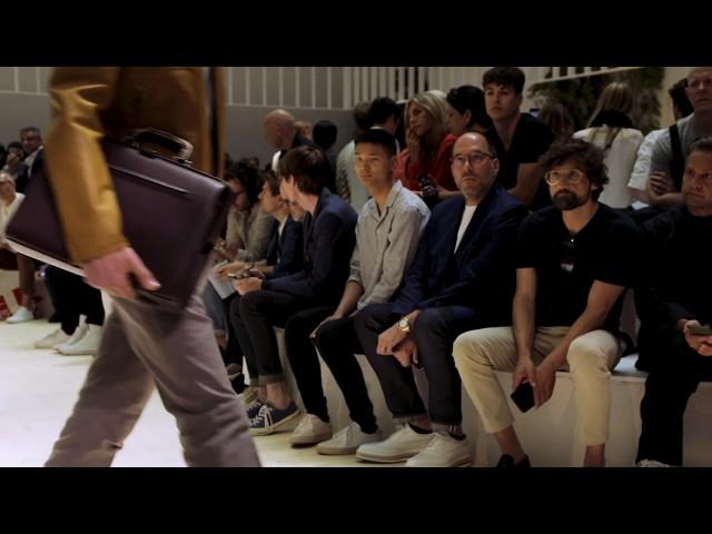 #FerragamoSS18 Men's Runway Show