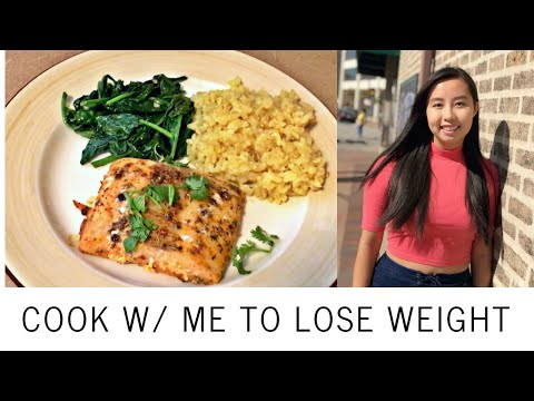 Healthy & Easy Salmon for Weight Loss