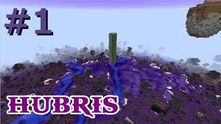 【Minecraft】この汚染された世界を生き抜く【ゆっくり実況】Hubris