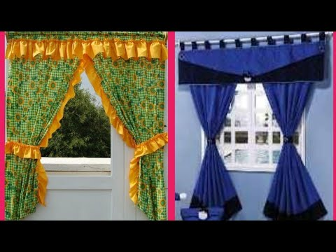 30 + Latest window curtain 2019, New designer curtains for your room, kitchen window