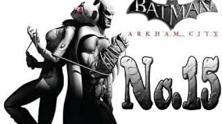 BATMAN ARKHAM CITY - Mr Freeze's Heart of Ice