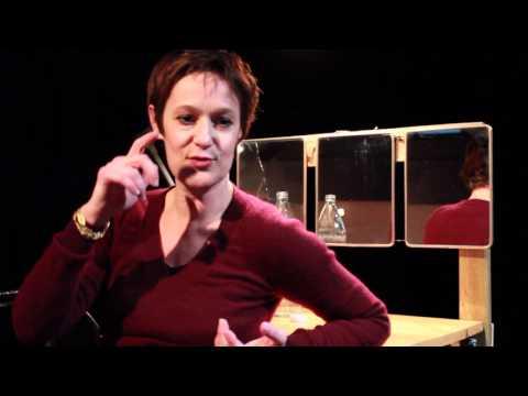 Interview de Christine Guênon - L'homme qui rit de Victor Hugo