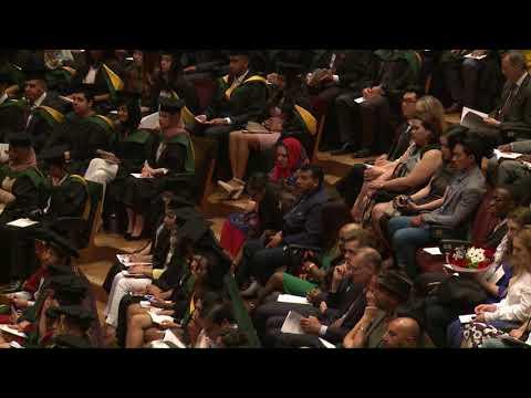 Graduation 2017 - Afternoon ceremony