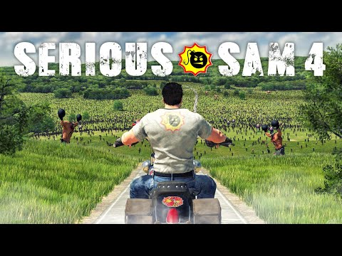 Serious Sam 4: система ЛЕГИОНОВ, сайд-квесты, бонусы DELUXE EDITION, дата выхода (Новые подробности) |