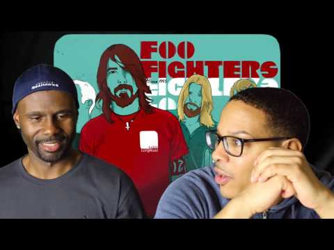 Foo Fighters- Learn To Fly (REACTION!!!)