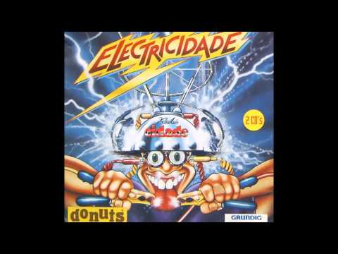 Electricidade 95 Megamix 1995 By Vidisco PT