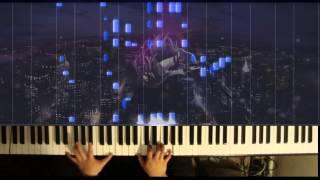 「Puella Magi Madoka Magica」Movie OP - Luminous (piano solo) // ClariS Thumbnail