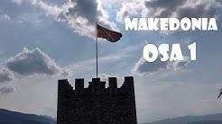 MAKEDONIA: Reppureissu alkaa Skopjesta