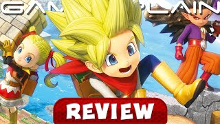 Dragon Quest Builders 2 - REVIEW (Switch) (Video Game Video Review)