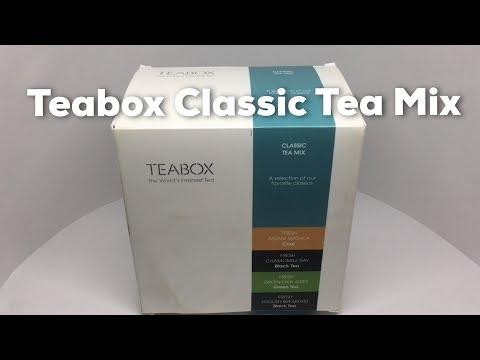 Teabox Classic Tea Mix