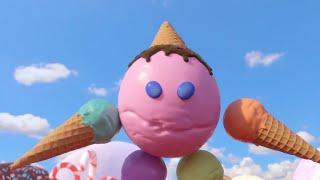 Sunny Bunnies | Mr. Ice Cream | COMPILATION | Cartoons for Children | WildBrain