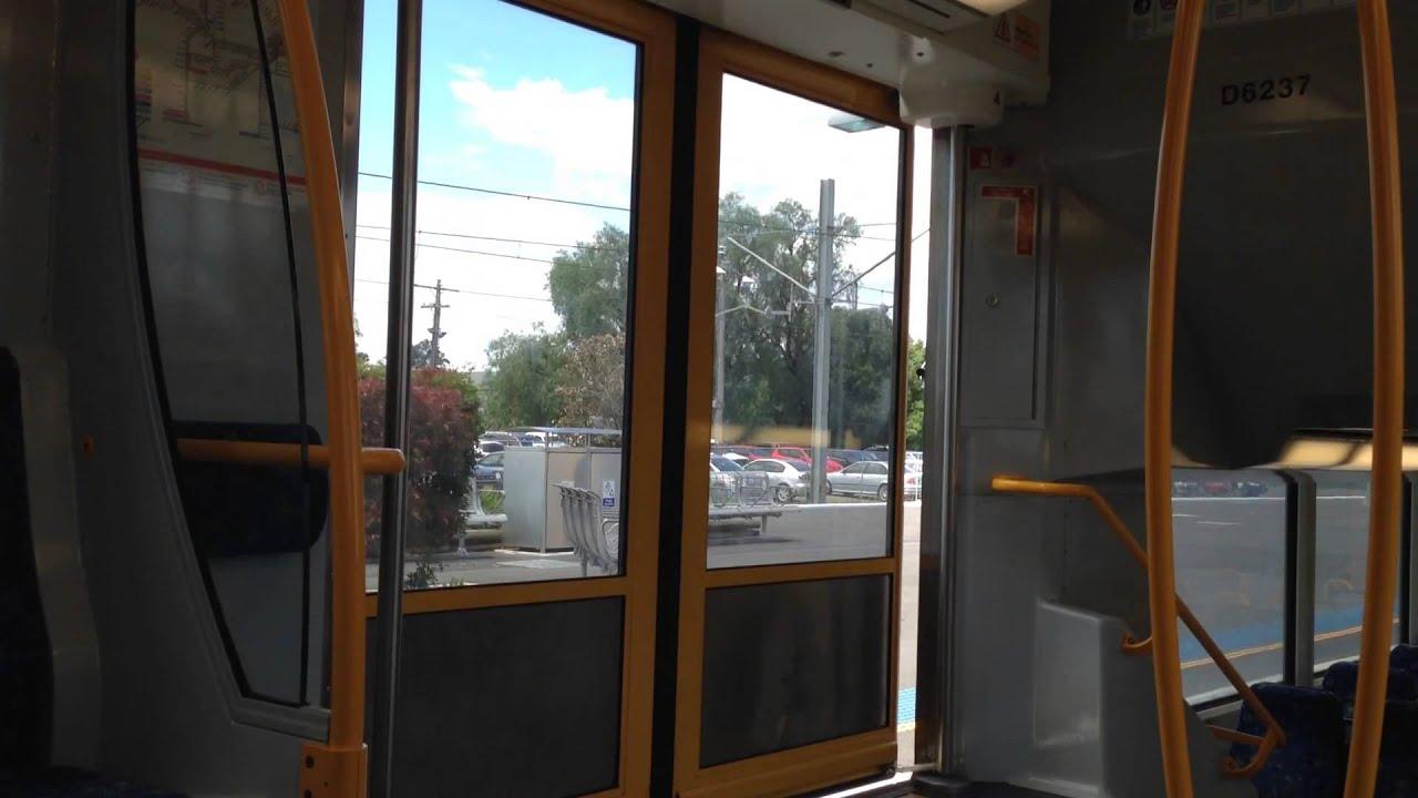 & Sydney Trains Doors Closing on a Tangara (T Set) - YouTube
