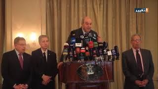 اياد علاوي يجدد دعواته الى وضع برنامج حكومي واضح لإصلاح مؤسسات الدولة