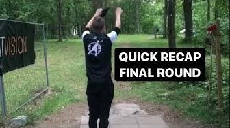 Kymen - Final round at Nationals 2017