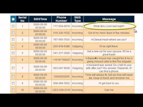 Remote Cell Phone Spy - SMS Reporting/GPS Tracking/Live Microphone Access and MORE!