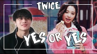 REACTION MV YES or YES
