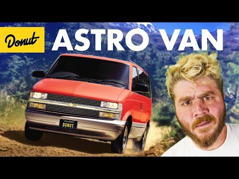 CHEVY ASTRO VAN - Everything You Need to Know   Up to Speed